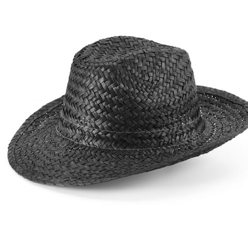 Chapéu Panamá de Palha Colorida